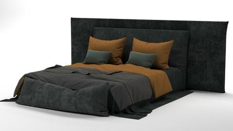 Boho Style bed_2