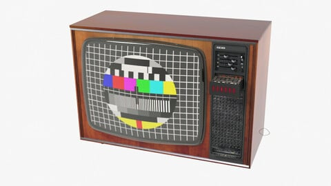 """""""Old Tv delta type nr2"""""""