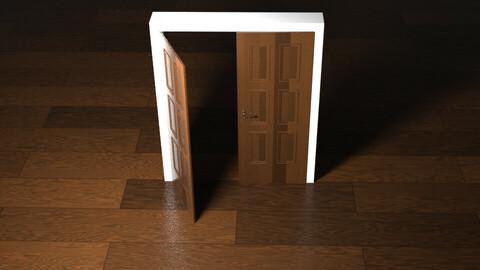 Trial Door