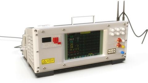 ICU monitor medical equipment