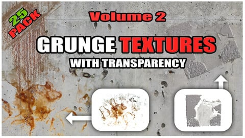 Grunge Textures Vol 2