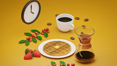 Breakfast - Coffee Time