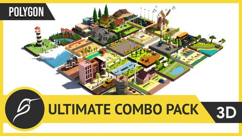 Polygon Ultimate Combo Pack