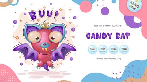 Candy bat.