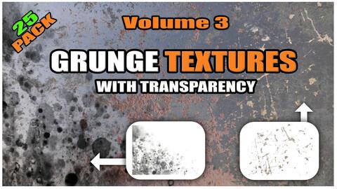 Grunge Textures Vol 3
