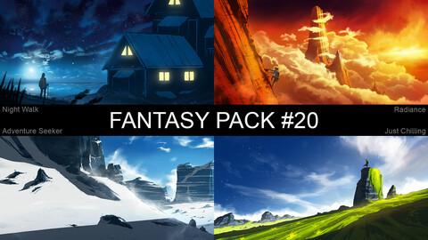 Fantasy Pack #20