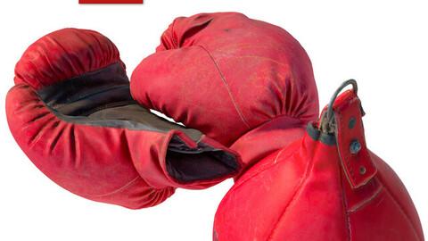 Boxing punching bag 114