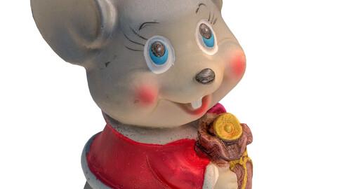 Statuette mouse 118