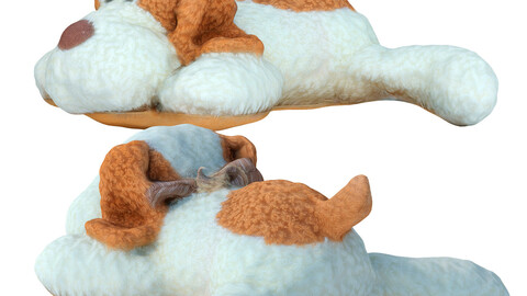 Toy dog 123