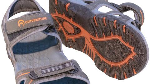 Summer men's sandals 128
