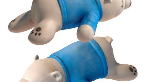 Toy polar bear 131