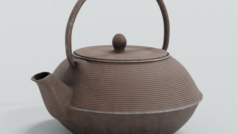 Japanese Teapot 2