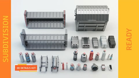 DETAILS KIT - SUBDIVISION READY