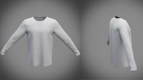 Sweatshirt - 3D model