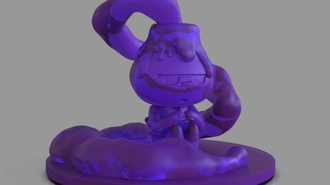 Yodomu / Sunk'nsoul Figurine