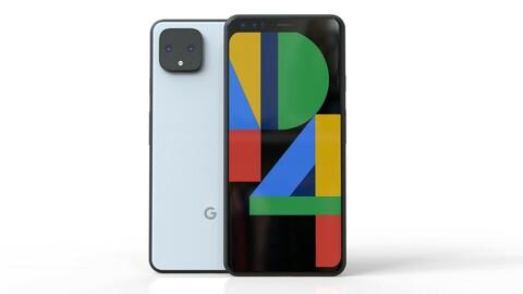 Google Pixel 4 XL Element 3D