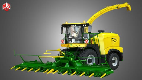 Krone Forage Harvester