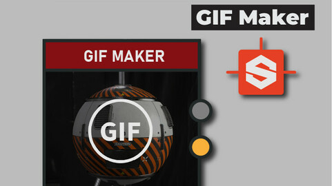 Substance Designer Gif Maker
