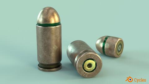 Cartridge 9x18 mm PM - 9 PPT gzh