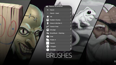 PaPauloV's Brushes