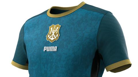 Model 3d Puma Jersey Sportwear / Clo3d Marvelous