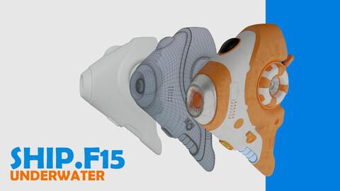 Underwater Ship.F15