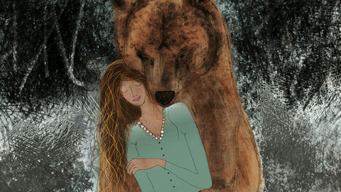 The Bear and a Girl