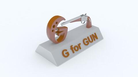 G for Gun Model
