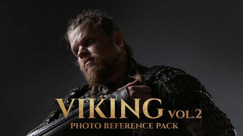 Viking Vol.2 Photo Reference Pack For Artists 294 JPEGs