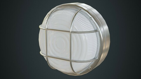 Bulkhead Light 2B