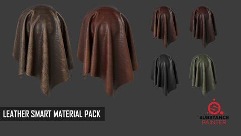 Leather Smart Material Pack