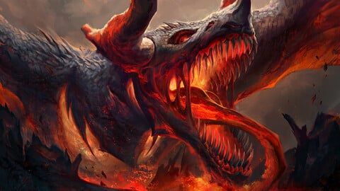 Cataclysmic Dragon Commercial License