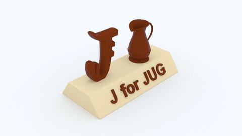 J for Jug Model