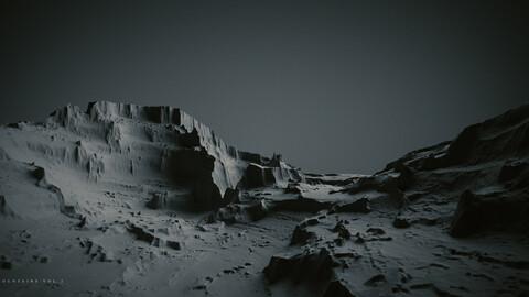 Terrains Cliffs
