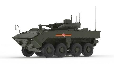 VPK-7829 Bumerang infantry fighting vehicle