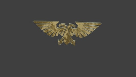 Warhammer 40k Imperial Eagle