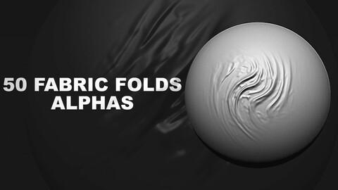 50 Fold alphas (4k)