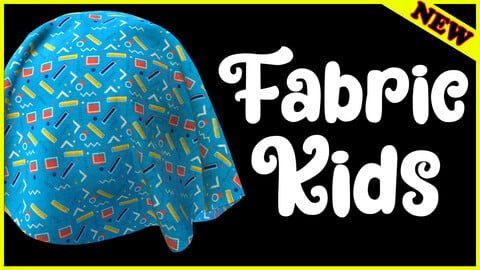 Fabric Kids / .sbsar / 2K HD