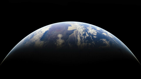 Earth Panorama