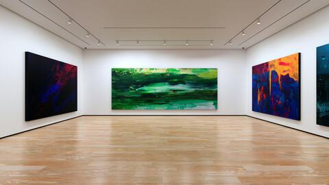 Art Museum Gallery Interior 1