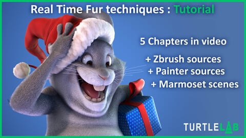 Real Time Fur Techniques : Tutorial