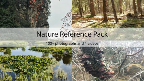 Nature Reference Pack