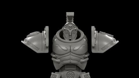 Spartan Conversion Parts for 3D Print