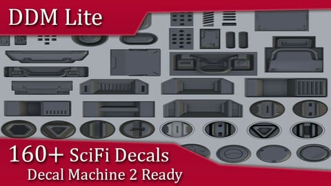 DDM Lite   Decal Machine 2 Ready Pack