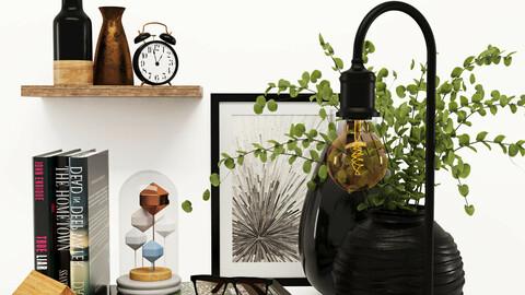 Decorative set_Modern