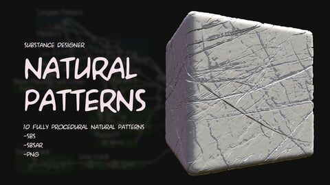 Natural Patterns - Procedural