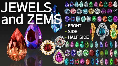 JEWELS and ZEMS PACKAGE