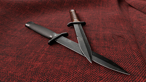 M3 Combate Knife