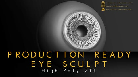 Production Ready Eye Sculpt