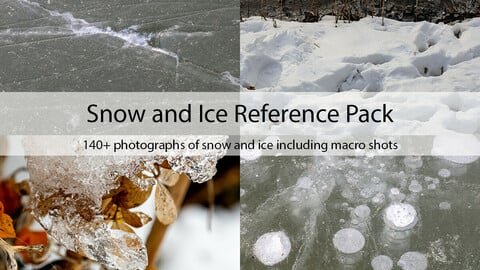 Snow and Ice Reference Pack